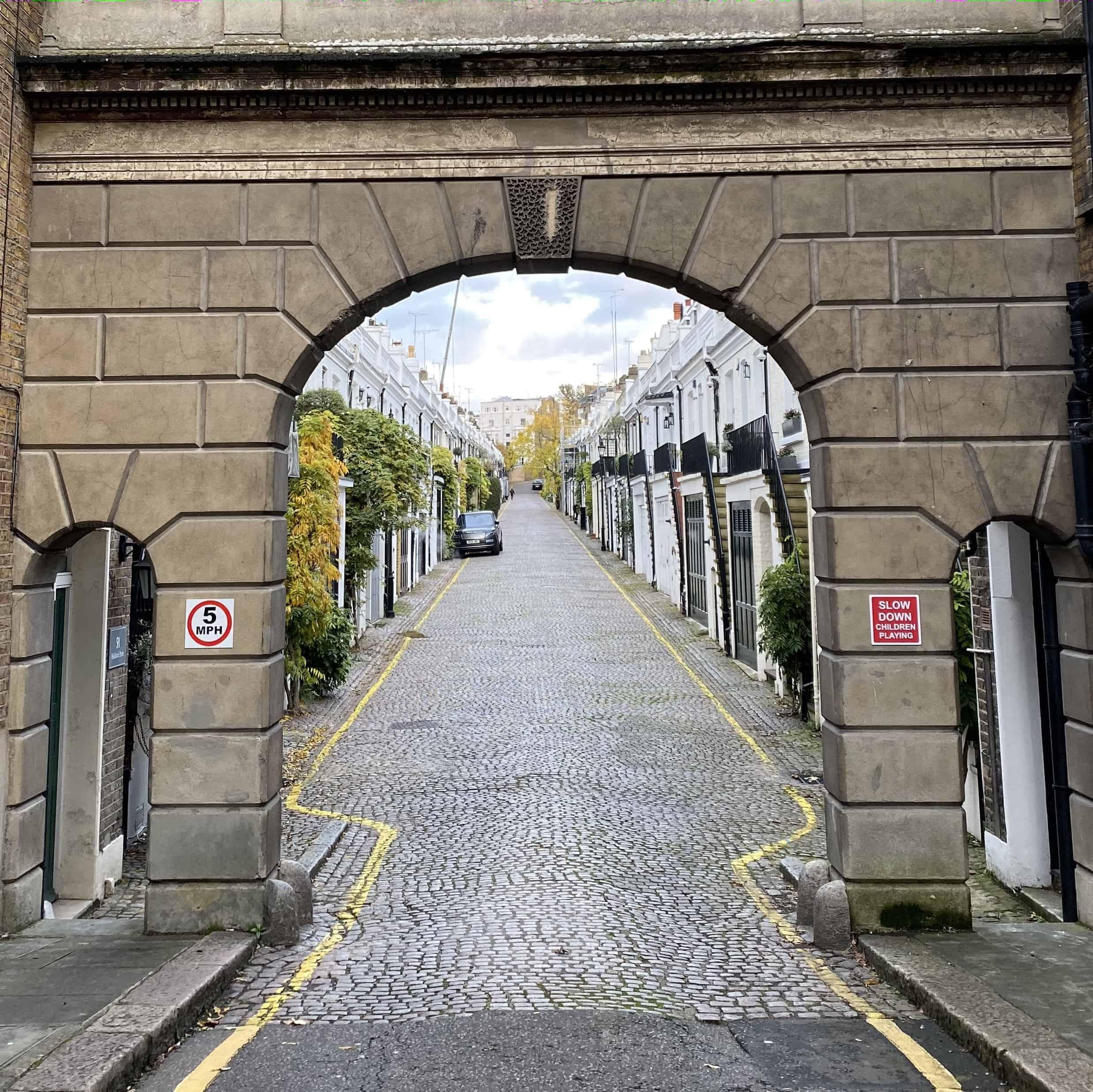 Best Backstreet in London