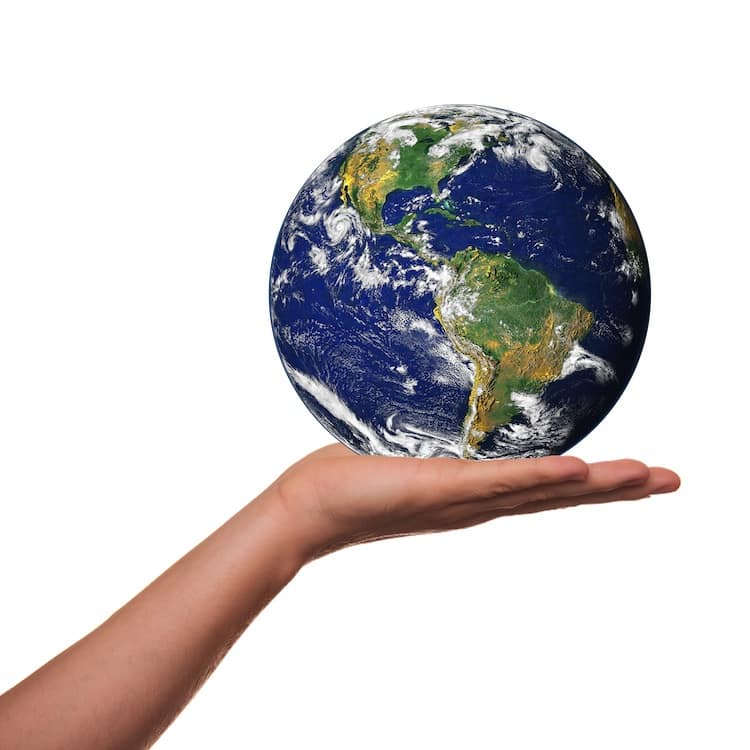 Save Our Planet Earth Image