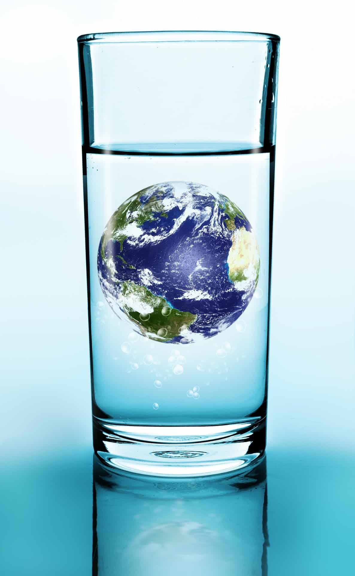 Conserve Water and Save our planet Earth