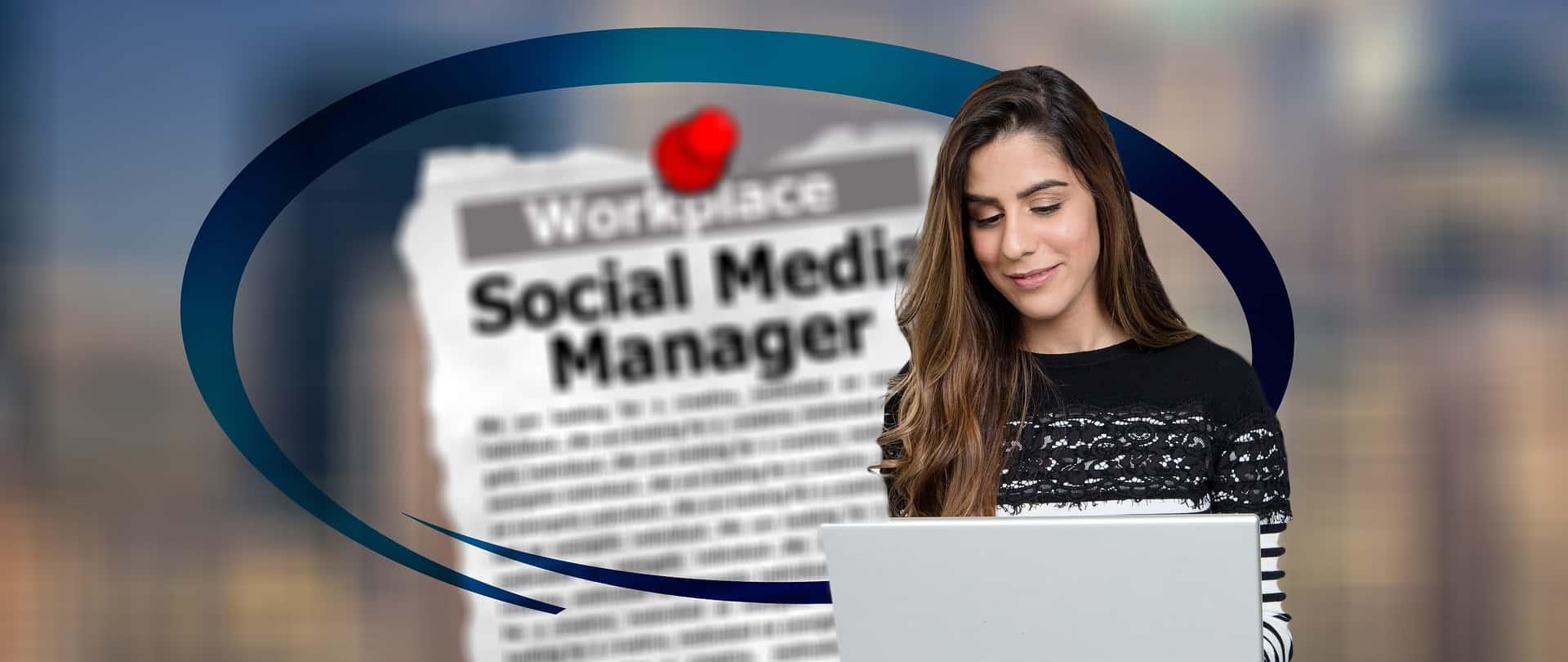 Social Media Work at Home