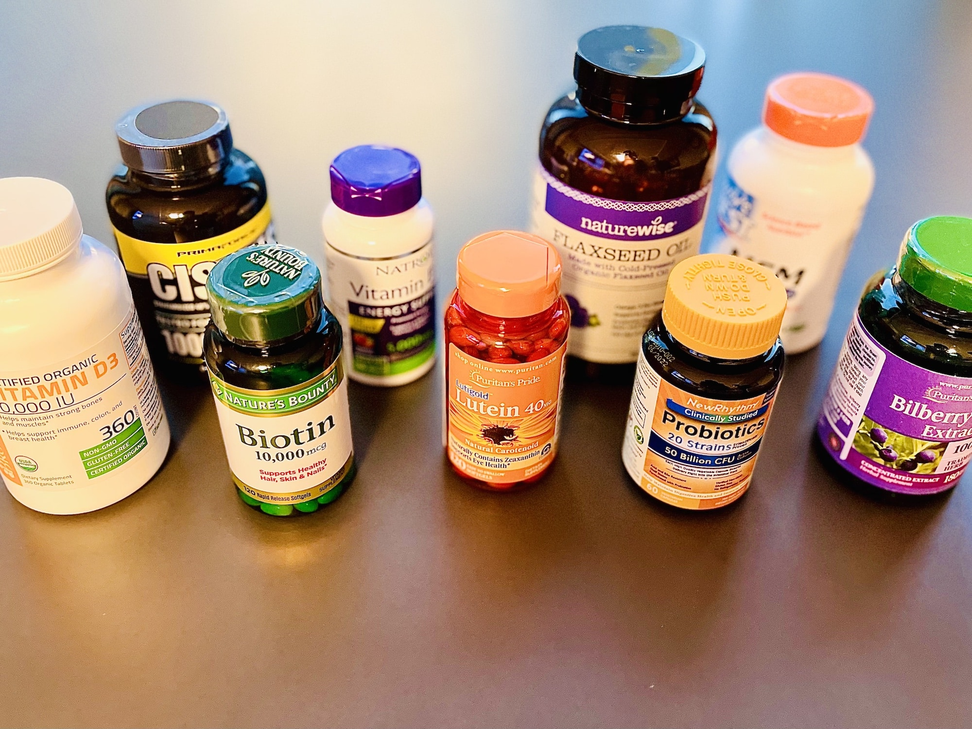 Dietary Supplements and Vitamins image