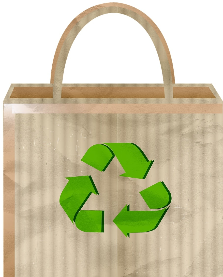Recycle Paper Save our Planet Earth
